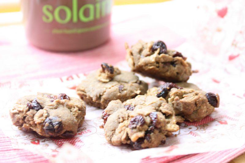「はったい粉」を用いた自家製クッキー