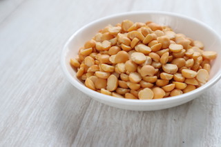 環境と私に優しく:えんどう豆ミートで作ったキーマカレー